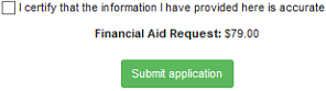 coursera financial aid application step 6 image