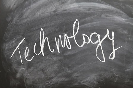 Technology and education image