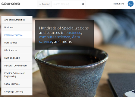 Applying For Financial Aid On Coursera image